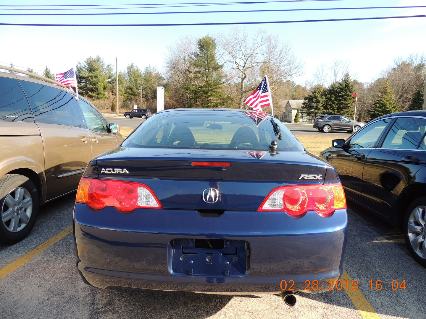Featured 2003 Acura RSX 3dr Sport Cpe Auto. $4,499