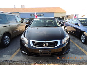 2010 Honda Accord Sdn 4dr I4 Auto EX-L