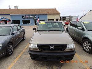 2003 Mazda B-Series 2WD Truck Reg Cab 112