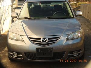 2007 Mazda 3 i Sport 4dr Sedan (2.0L 4cyl 5M)