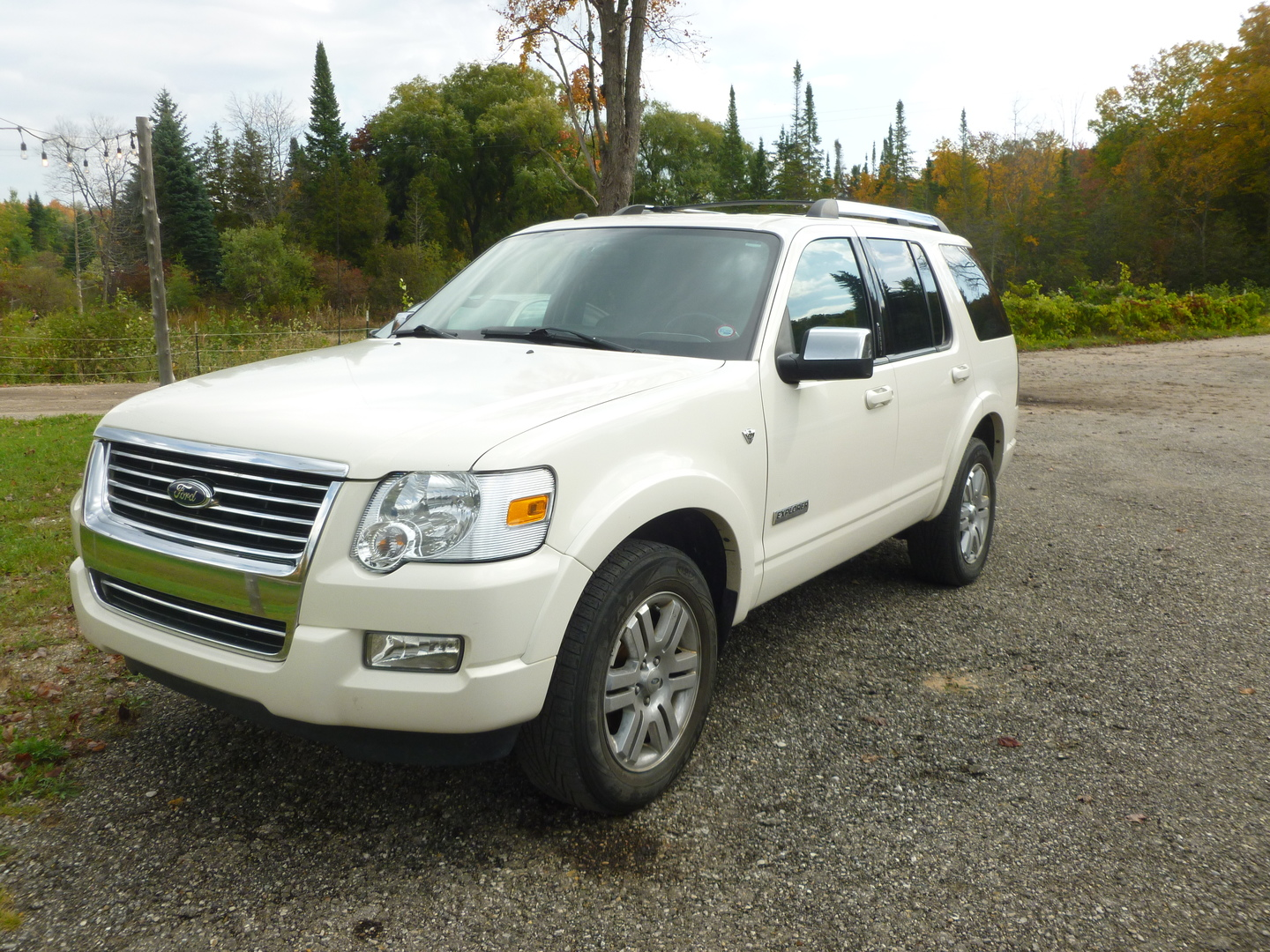 Featured 2008 ford explorer 4wd 4dr v8 limited