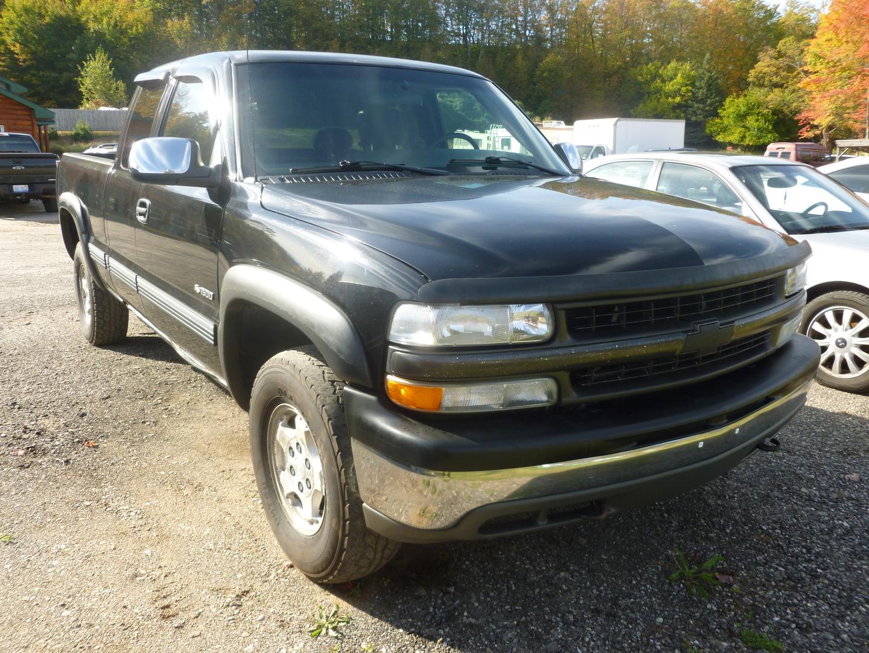 Silverado 2003 chevy silverado extended cab : Buy 2003 Chevrolet Silverado 1500 :: 10155 Honor Hwy. Honor, MI ...