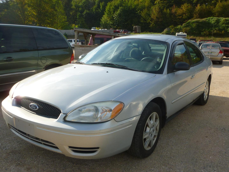 Used Tires Flint Mi >> Buy 2007 Ford Taurus :: 10155 Honor Hwy. Honor, MI 49640 ...
