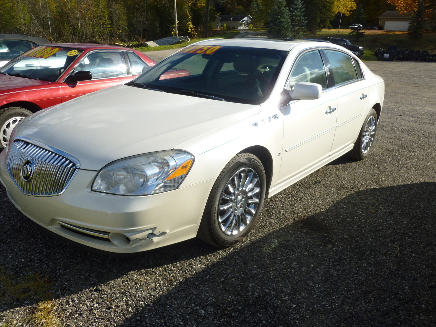 Featured 2008 buick lucerne super 4dr sedan 4 6l 8cyl 4a