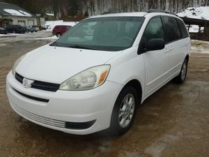 2004 Toyota Sienna LE 7-Passenger AWD 4dr Minivan (3.3L 6cyl 5A)