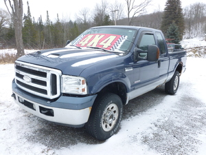 2005 Ford Super Duty F-250 Supercab 4WD