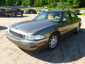 2001 Buick Park Avenue 4dr Sdn