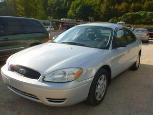 2007 Ford Taurus SE Fleet 4dr Sedan (3.0L 6cyl 4A)
