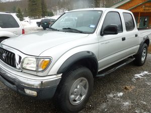 2003 Toyota Tacoma 4dr Double Cab PreRunner V6 Rwd SB (3.4L 6cyl 4A)