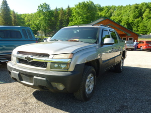 2003 Chevrolet Avalanche 1500 5dr Crew Cab 130
