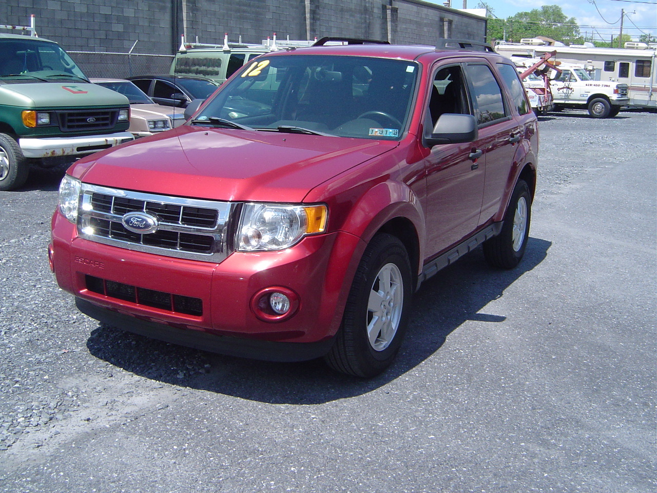 2012 Ford Escape Oil Type >> Buy 2012 Ford Escape Allentown Pa Dreisbach S Automotive Service And Sales
