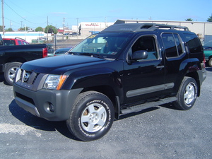 2005 Nissan Xterra S 4WD 4dr SUV (4.0L 6cyl 5A)