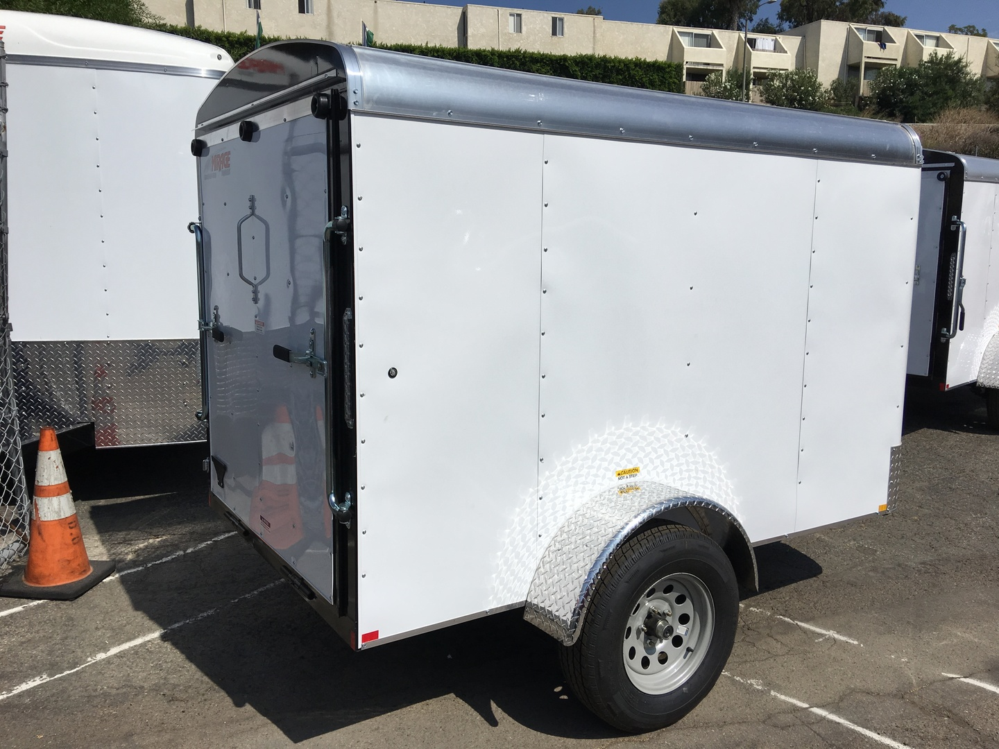 Buy 2018 Mirage 5x8 Enclosed Trailer Oceanside Ca Conover Car Wiring Image Search Results 2700