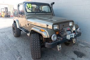 1990 Jeep Wrangler 2dr Sahara