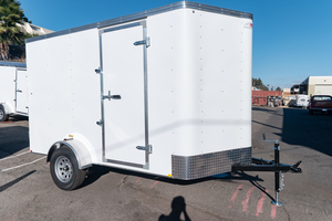 2019 Mirage 6x10 Enclosed Trailer