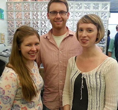 Photo of Summer of Maps Fellows