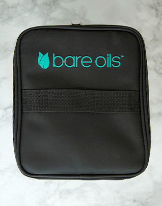 Bare It All - Travel Case w/ Shoulder Strap - 30 bottles (15ml)