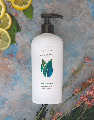 Bare Living Body Lotion - Avalon Rain