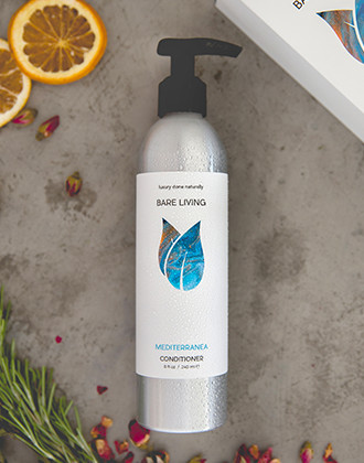 Bare Living Conditioner - Mediterranea