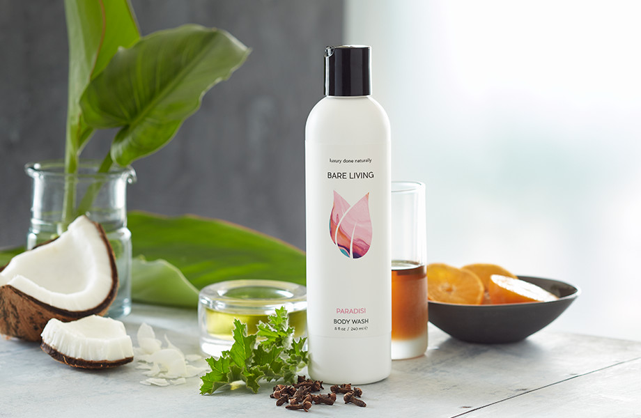 Bare Living Body Wash - Paradisi
