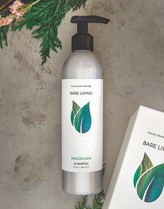 Bare Living Shampoo - Avalon Rain