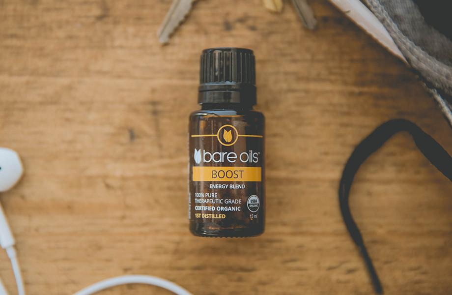 Boost: Energy Blend (Certified Organic) 15ml