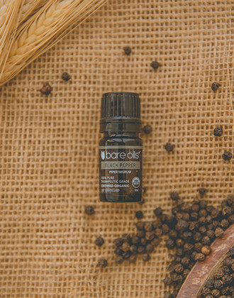 Black Pepper (Certified Organic) 5ml