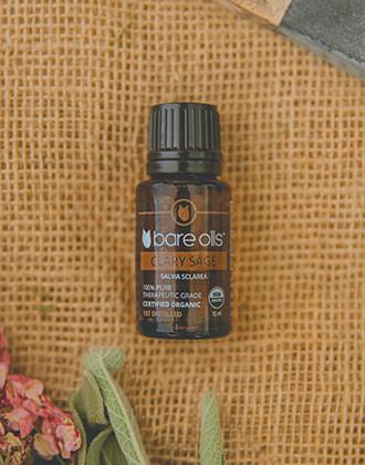 Clary Sage (Certified Organic) 15ml