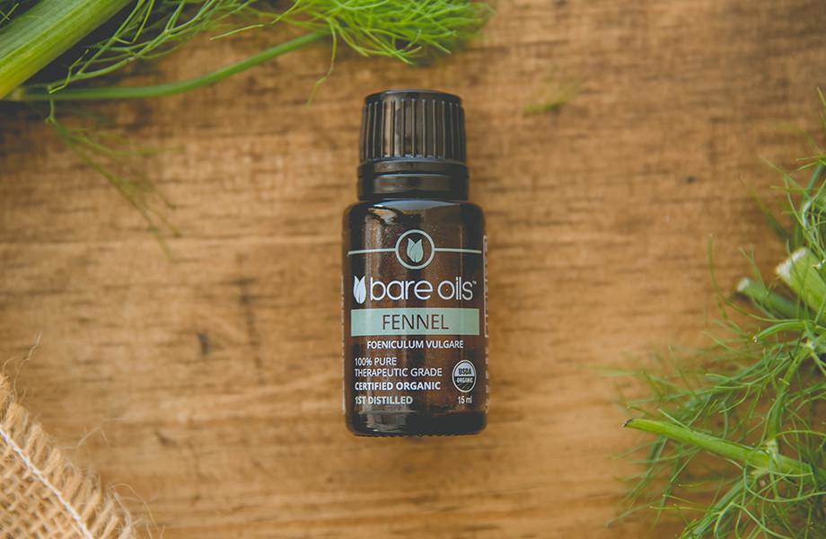 Fennel (Certified Organic) 15ml