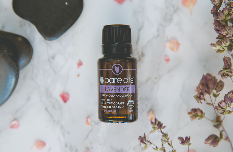 Lavender (Certified Organic) 15ml