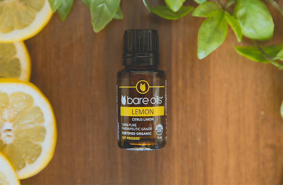 Lemon (Certified Organic) 15ml