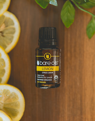 Lemon (Certified Organic) 15ml