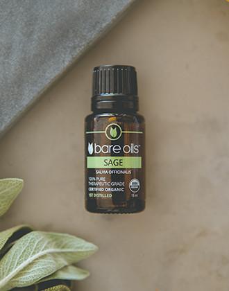 Sage (Certified Organic) 15ml