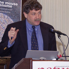 Dr eric lander  director of the broad institute of mit and harvard