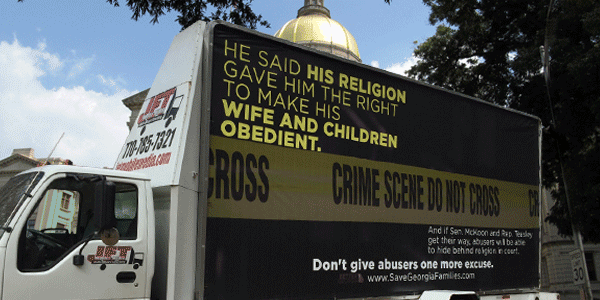 Religious Freedom Billboard