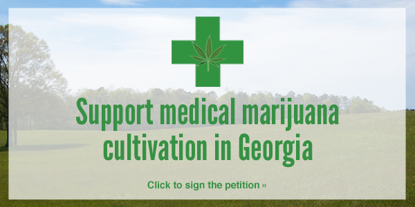 Georgia Medical Marijuana Petition