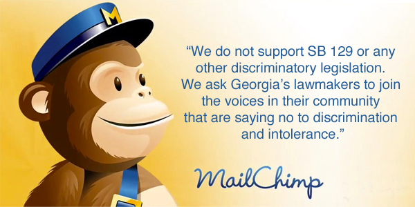 MailChimp Statement