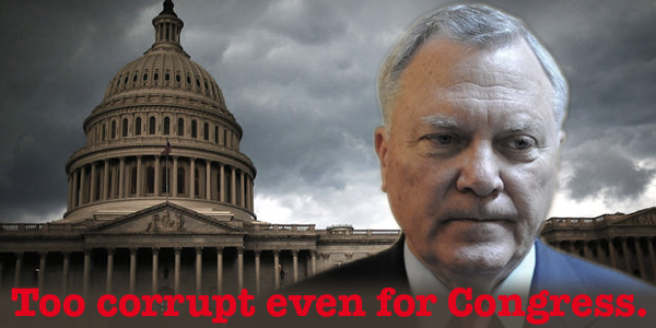 Nathan Deal - Too corrupt for congress