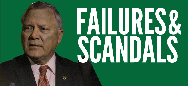 Nathan Deal's Failures and Scandals