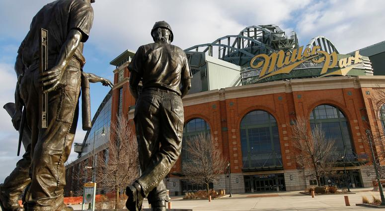 The Brewers' home is getting a new name