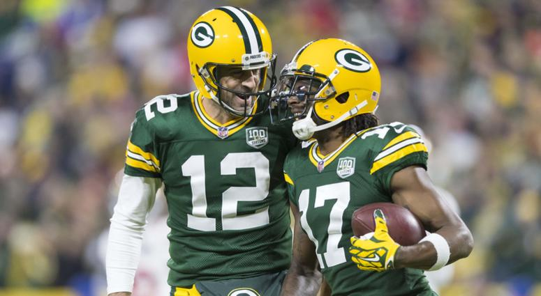 Two Packers named to Pro Bowl