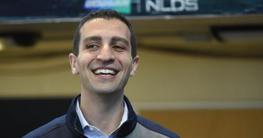 Brewers GM David Stearns:  We built this team with a level of depth