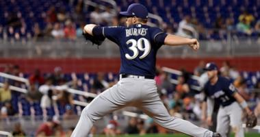 Can Burnes earn starting spot this Spring?