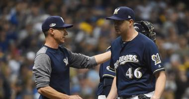 Knebel in doubt for Opening Day
