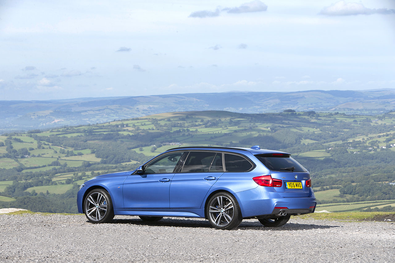 The 2016 BMW 3 Series Wagon (330d) Gallery - BimmerFile