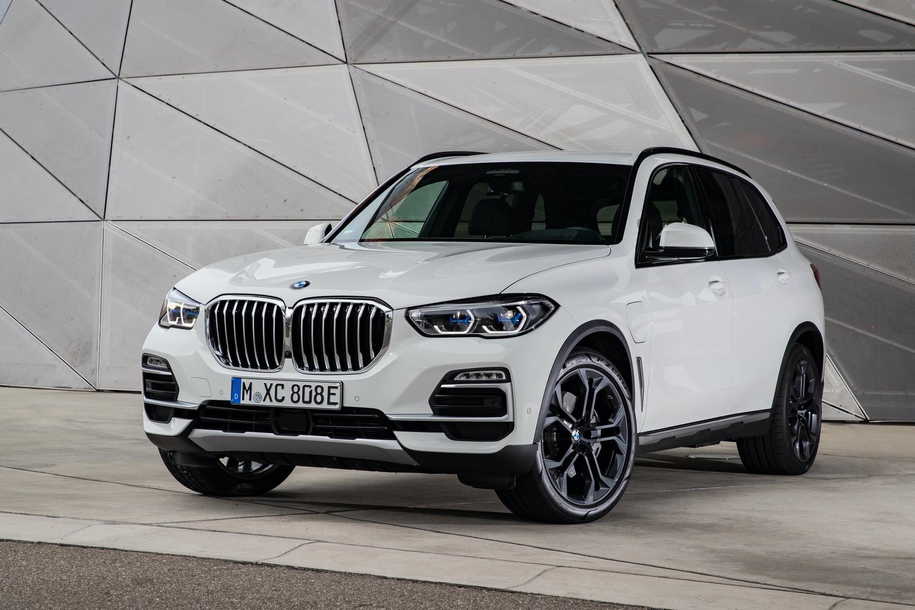 US Debut: 2021 BMW X5 45e xDrive Hybrid - BimmerFile