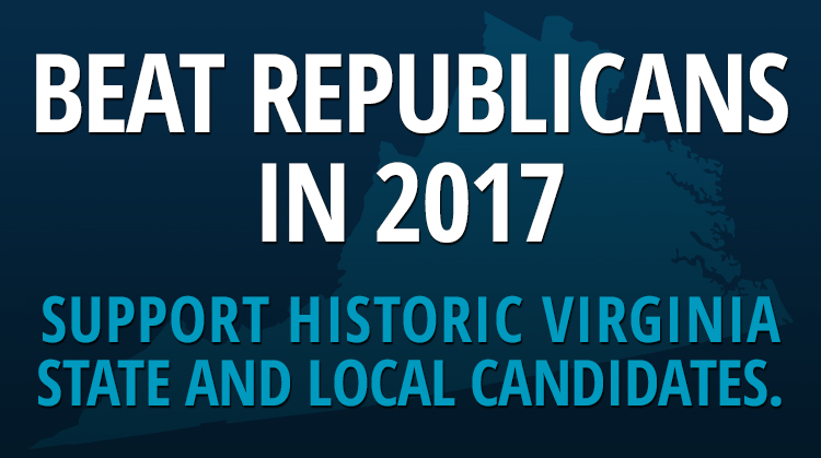 Turn on images to see more about our endorsed candidates in Virginia.