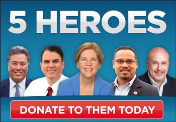 5 heroes