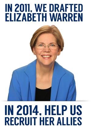 Elizabeth Warren!
