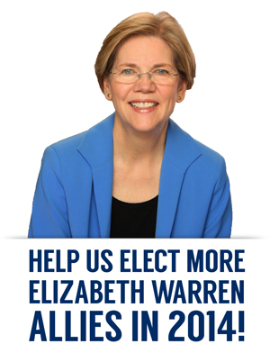 Elect Warren allies!